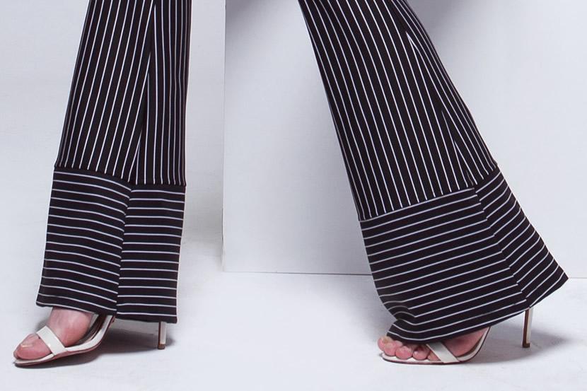 Como combinar calça flare sem erro - The Best Brand - Roupas femininas em Divinópolis-MG