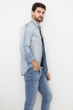 camisa-jeans-masculina-estampa-poa-camisas-moda-masculina-the-best-divinopolis-mg-3