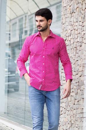 Camisa Masculina Estampada | Camisas | The Best Divinópolis