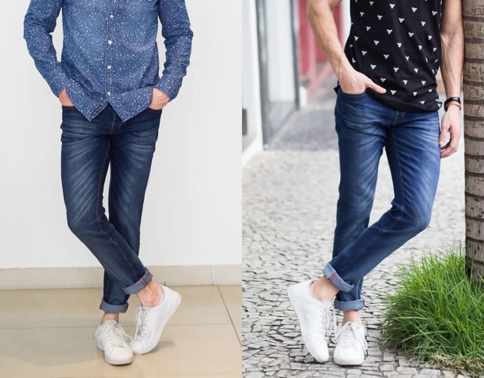 Calça skinny masculina: Eles também podem - The Best Brand - Loja de roupa masculina em Divinópolis MG