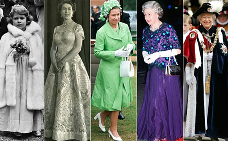 90 anos de estilo de uma Rainha sempre na moda