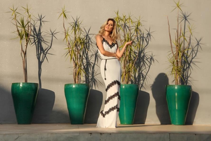 Vestido Slip Dress, a tendência que virou mania