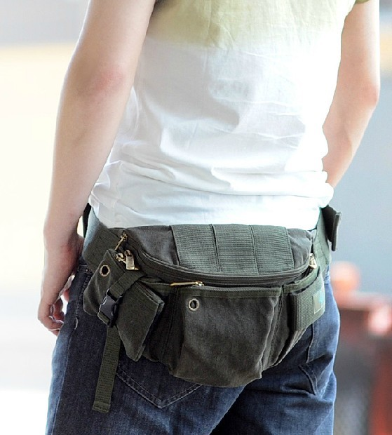 canvas-belt-bag-unique-fanny-packs